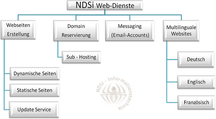 NDSi - Informationstechnik - Web Srevices
